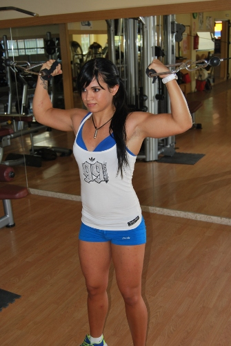 Laura Fitness Personal Trainer